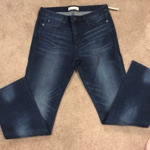 NWT Gap perfect Boot Jeans!!! Size 30s